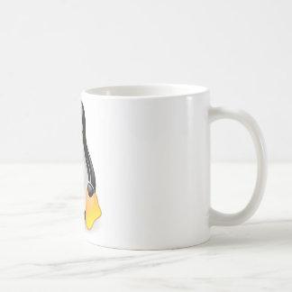 linux-penguin-tux coffee mug