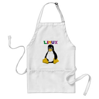 Linux Products & Designs! Standard Apron