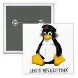 Linux Revolution Buttons