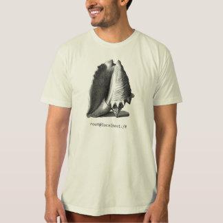 Linux shell tshirts