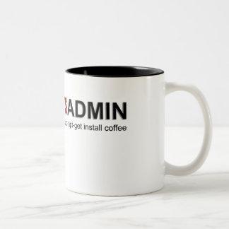 Linux Sys Admin Mug