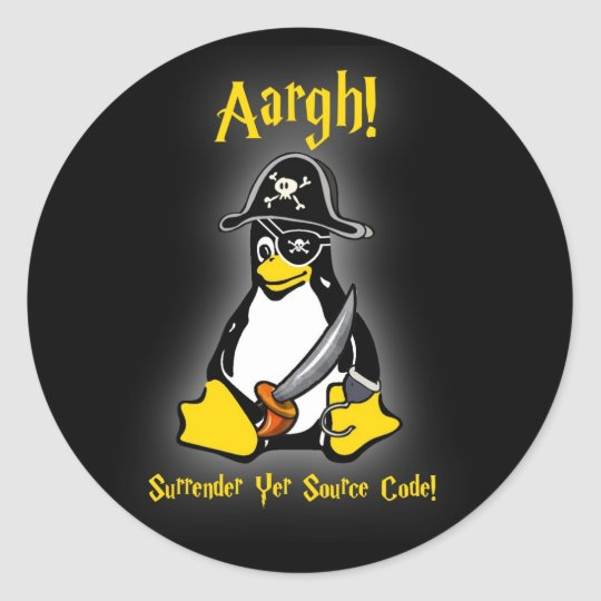 [Image: linux_tux_penguin_pirate_sticker_black_u...vr_540.jpg]
