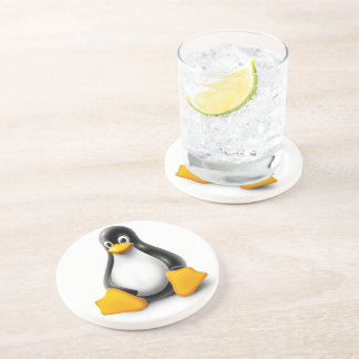 Linux Tux the Penguin Coaster