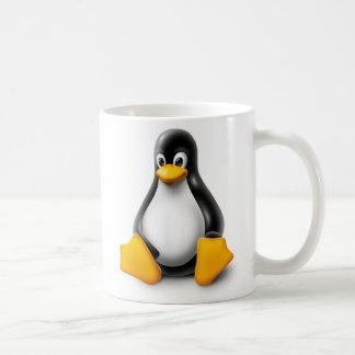 Linux Tux the Penguin Coffee Mug