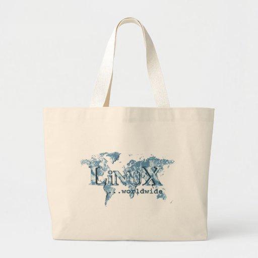 Linux Worldwide Bag