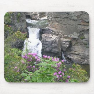 linville falls mouse mat