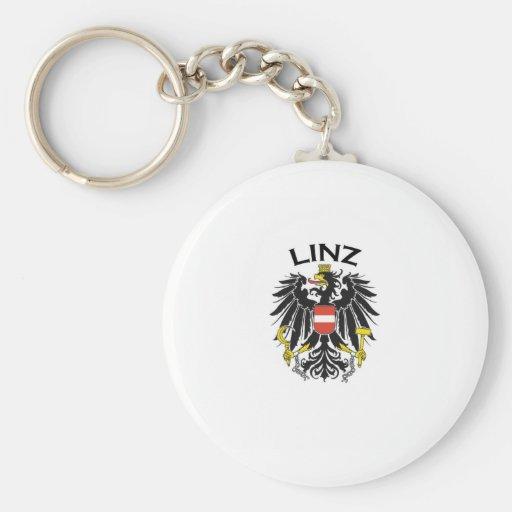 Linz, Austria Key Chain