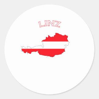 Linz, Austria Sticker