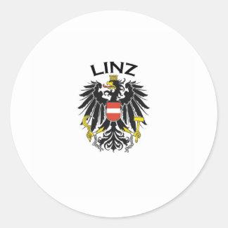 Linz, Austria Stickers