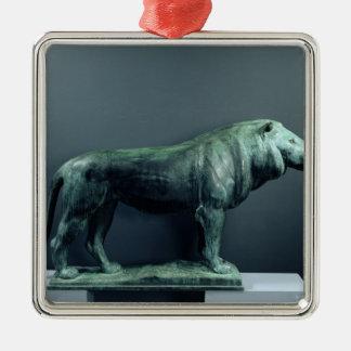 Lion, 1904 christmas ornament