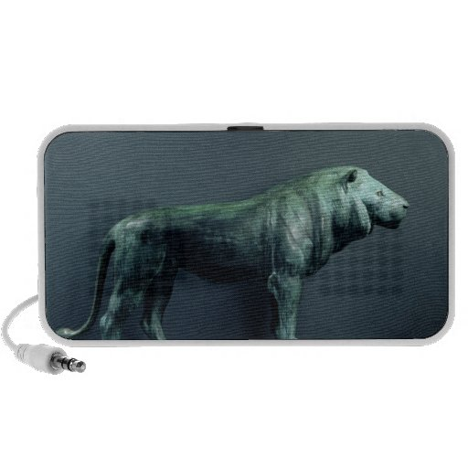 Lion, 1904 iPod speakers