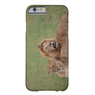Lion 2 barely there iPhone 6 case