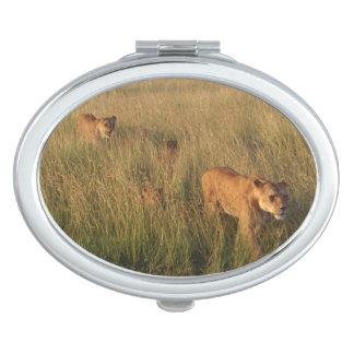 Lion 2 vanity mirror