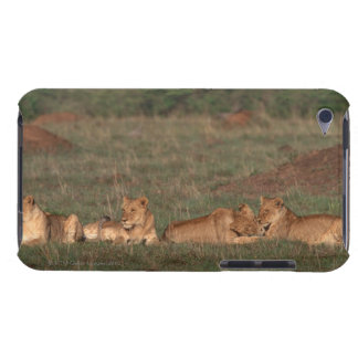Lion 4 barely there iPod cases