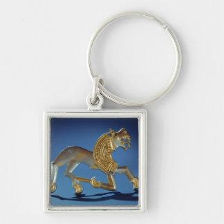 Lion, 6th- 7th century BC Key Ring