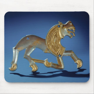 Lion, 6th- 7th century BC Mouse Pad
