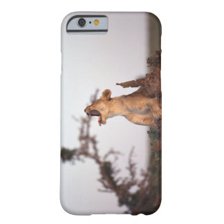Lion 7 barely there iPhone 6 case