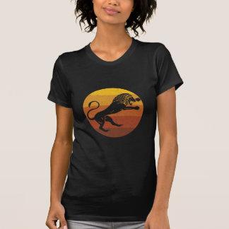 Lion - African Retro T-Shirt