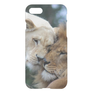 Lion and Lioness iPhone 8/7 Case