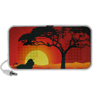 Lion and the Sunset Speaker