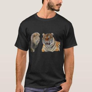 Lion And Tiger Shirt