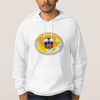 Lion Art Hoodie