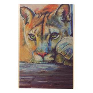 Lion Art painting Lioness
