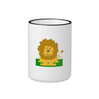 Lion Avatar Mug