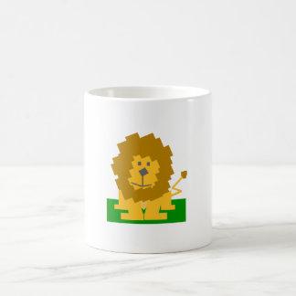 Lion Avatar Coffee Mug