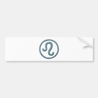 Lion B Bumper Sticker