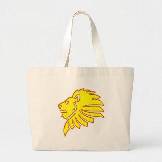 Lion Canvas Bag