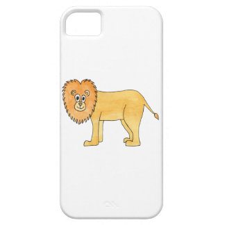 Lion. Barely There iPhone 5 Case