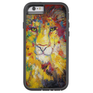 Lion; beautiful, majestic and proud. tough xtreme iPhone 6 case