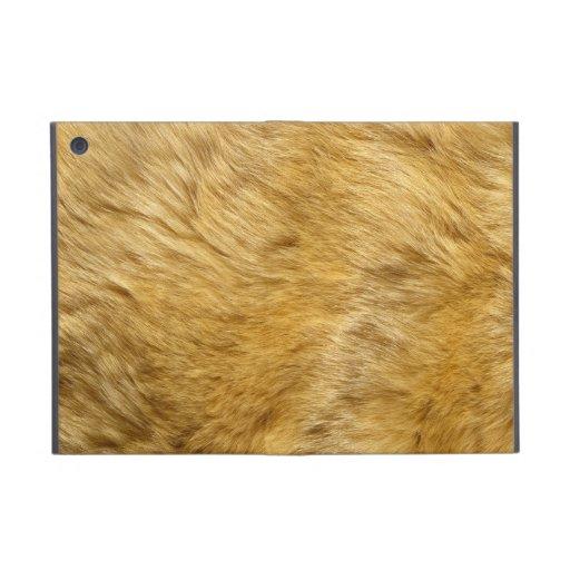 Lion Body Fur Skin Case Cover Cover For iPad Mini