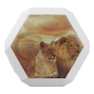 Lion White Boombot Rex Bluetooth Speaker