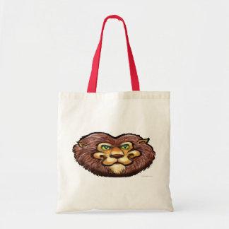 Lion Budget Tote Bag