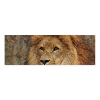 Lion Business Card Templates