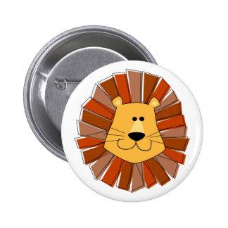 Lion Buttons