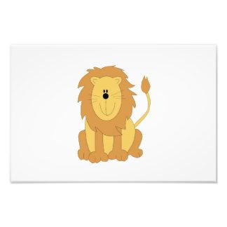 Lion cartoon photo