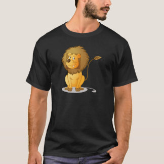 Lion cartoon T-Shirt