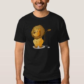 Lion cartoon t-shirts
