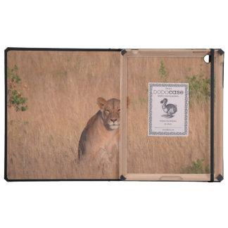 Lion iPad Folio Case