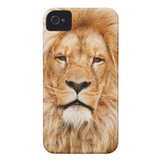 Lion Cell Phone Case iPhone 4 Case-Mate Cases