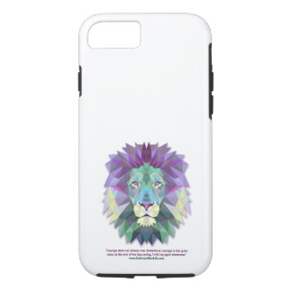 Lion Courage iPhone 7 iPhone 8/7 Case