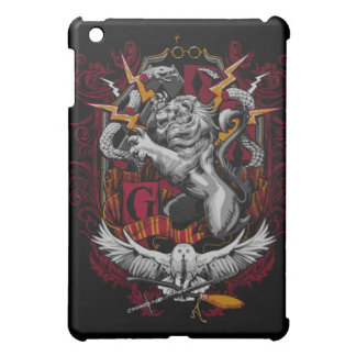 Lion Crest iPad Mini Case