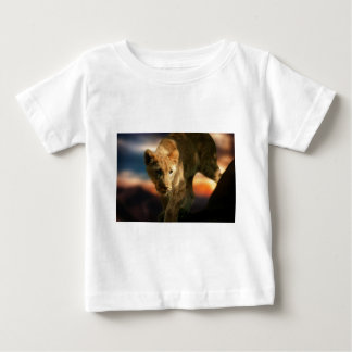 Lion Cub Baby T-Shirt