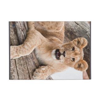 Lion cub covers for iPad mini