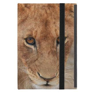 Lion Cub iPad Mini Covers