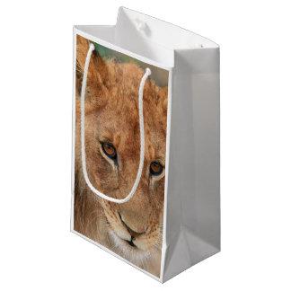 Lion Cub Small Gift Bag