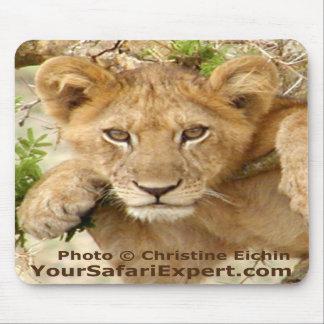 Lion Cub Vertical Mousepad